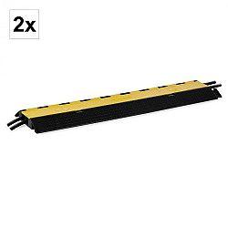 FrontStage CP-2CH 2x káblový mostík 2-kanálový zaťaženie 20t TPU
