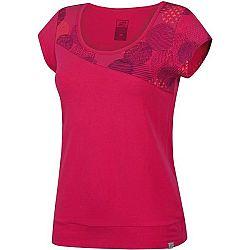 Hannah EMMONIA ružová 36 - Dámske tričko