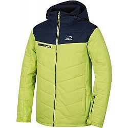 Hannah EPICON svetlo zelená XL - Pánska lyžiarska bunda