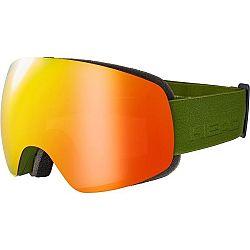 Head GLOBE FMR tmavo zelená NS - Lyžiarske okuliare