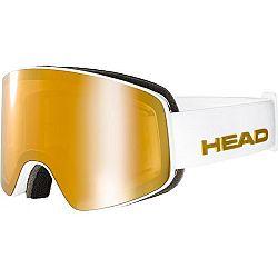 Head HORIZON PREMIUM + SPARELENS biela NS - Lyžiarske okuliare