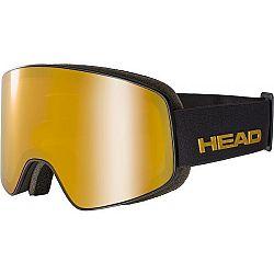 Head HORIZON PREMIUM + SPARELENS čierna NS - Lyžiarske okuliare