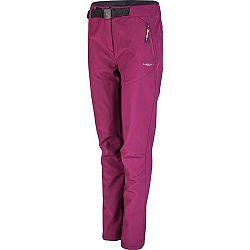 Head MURIBA fialová XL - Dámske softshellové nohavice
