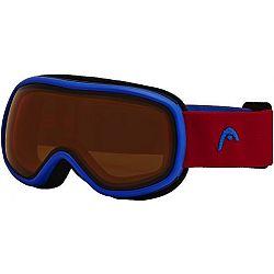 Head NINJA ružová NS - Detské a juniorské lyžiarske okuliare