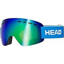 Head SOLAR FMR zelená L - Lyžiarske okuliare