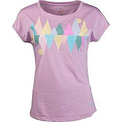 Head TRUDY svetlo ružová M - Dámske tričko