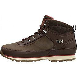 Helly Hansen CALGARY hnedá 13 - Pánska zimná obuv