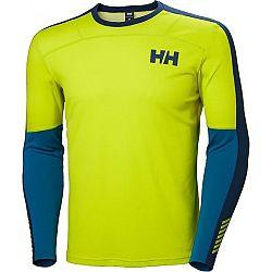 Helly Hansen LIFA ACTIVE CREW zelená S - Pánske tričko