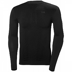 Helly Hansen LIFA SEAMLESS CREW čierna M - Pánske tričko