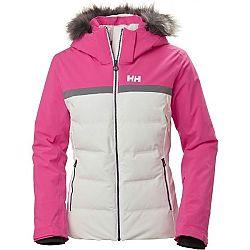 Helly Hansen POWDERSTAR JACKET W biela S - Dámska lyžiarska bunda