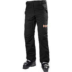 Helly Hansen SENSATION PANT W čierna XL - Dámske lyžiarské nohavice