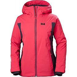 Helly Hansen SUNVALLEY JACKET ružová S - Dámska lyžiarska bunda