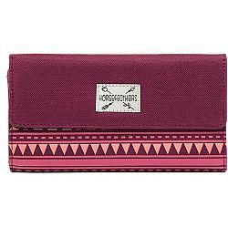 Horsefeathers AYLA WALLET ružová  - Dámska peňaženka