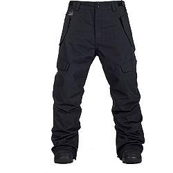 Horsefeathers BARS PANTS čierna L - Pánske lyžiarske/snowboardové nohavice