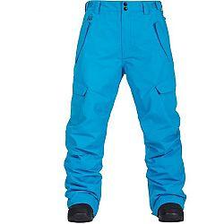 Horsefeathers BARS PANTS modrá L - Pánske lyžiarske/snowboardové nohavice