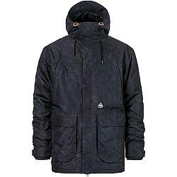 Horsefeathers CORDON JACKET čierna XXL - Pánska lyžiarska bunda