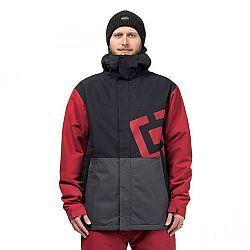 Horsefeathers FALCON JACKET čierna XL - Pánska lyžiarska/snowboardová bunda