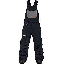 Horsefeathers MEDLER YOUTH PANTS čierna S - Detské lyžiarske/snowboardové nohavice