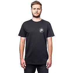 Horsefeathers MOUNTAINHEAD T-SHIRT čierna XL - Pánske tričko