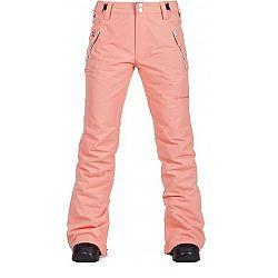 Horsefeathers RYANA PANTS ružová M - Dámske lyžiarske/snowboardové nohavice