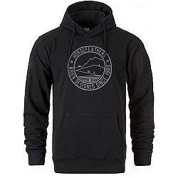 Horsefeathers WELDER SWEATSHIRT čierna S - Pánska mikina
