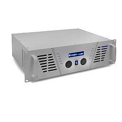 Ibiza AMP 1000, DJ a PA zosilňovač, 1600 W, MOSFET, biely