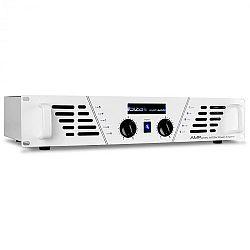 Ibiza AMP 600 DJ PA zosilňovač, 960 W, MOSFET, biely
