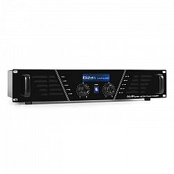Ibiza AMP-600 DJ PA zosilňovač 960 W MOSFET Rack