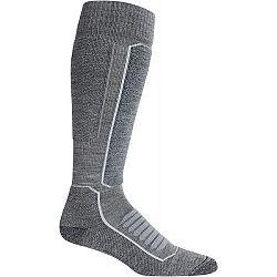 Icebreaker SKI + MEDIUM OTC šedá L - Lyžiarske ponožky