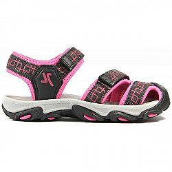 Junior League LANA ružová 37 - Dievčenské sandále