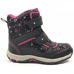 Junior League VETLE ružová 33 - Detská zimná obuv