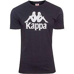 Kappa AUTHENTIC ESTESSI SLIM čierna M - Pánske tričko
