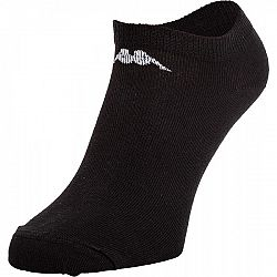 Kappa TESAZ 3PACK biela 43 - 46 - Ponožky