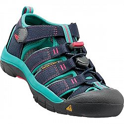 Keen NEWPORT H2 JR modrá 5 - Detská letná obuv