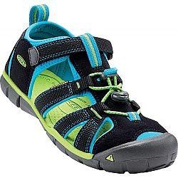 Keen SEACAMP II CNX K modrá 11 - Detské sandále