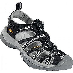 Keen WHISPER W čierna 8.5 - Dámske športové sandále