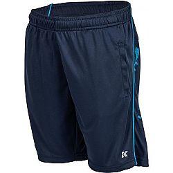 Kensis KIP tmavo modrá 128-134 - Chlapčenské šortky
