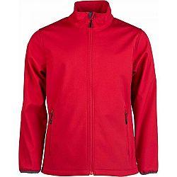 Kensis RORI červená XXL - Pánska softshellová bunda
