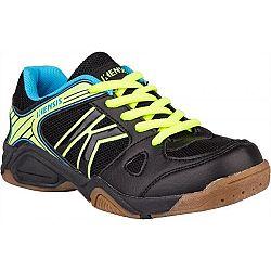 Kensis WIDER čierna 35 - Detská halová obuv