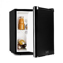 Klarstein CoolTour, chladnička, na nápoje a potraviny, 48 l, 70 W, 5-12 °C, 35 dB, čierna
