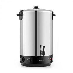 Klarstein KonfiStar 50, zavárací hrniec, automat na teplé nápoje, 50 l, 110 °C, 120 min., ušľachtilá oceľ