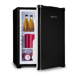 Klarstein Nagano M, mini chladnička, 44 l, 0 dB, 0 - 8 °C, nehlučná, 56 cm, čierna