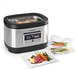 Klarstein Spa Vide Sous-Vide varič, 700W, 8l, leštená ušľachtilá oceľ