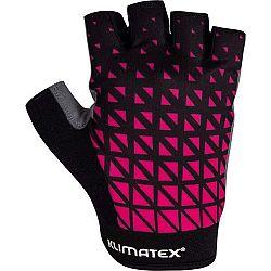 Klimatex MIRE čierna XL - Dámske cyklistické rukavice