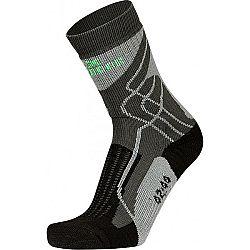Klimatex OUTDOOR sivá 37-38 - Ponožky