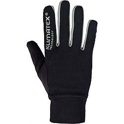 Klimatex SANYOT sivá S - Strečové prstové rukavice