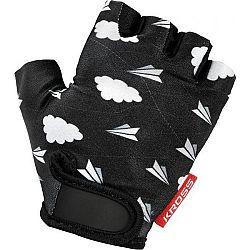 Kross JOY čierna S - Detské rukavice na bicykel