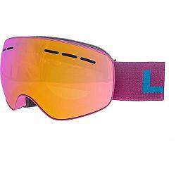 Laceto SNOWBALL biela NS - Detské lyžiarske okuliare