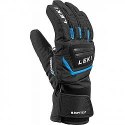 Leki JR GRIFFIN S čierna 4 - Juniorské  zjazdové rukavice