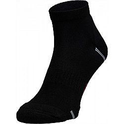 Lenz RUNNING 1.0 čierna 35-38 - Športové ponožky